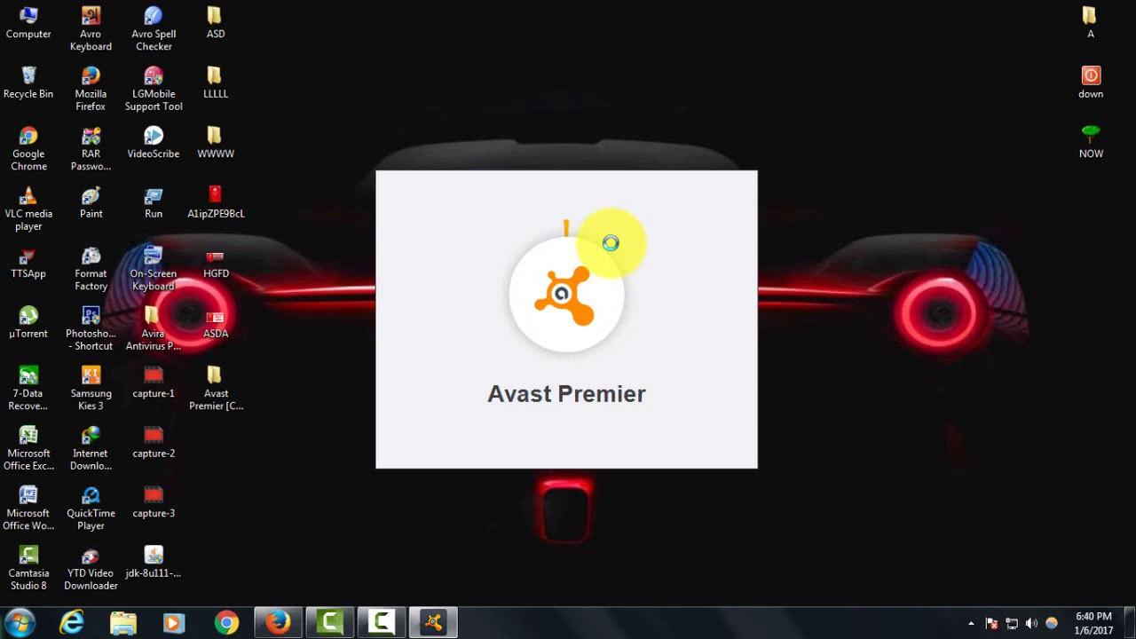 Avast Antivirus 9.0 2021 Serial Key - bwever
